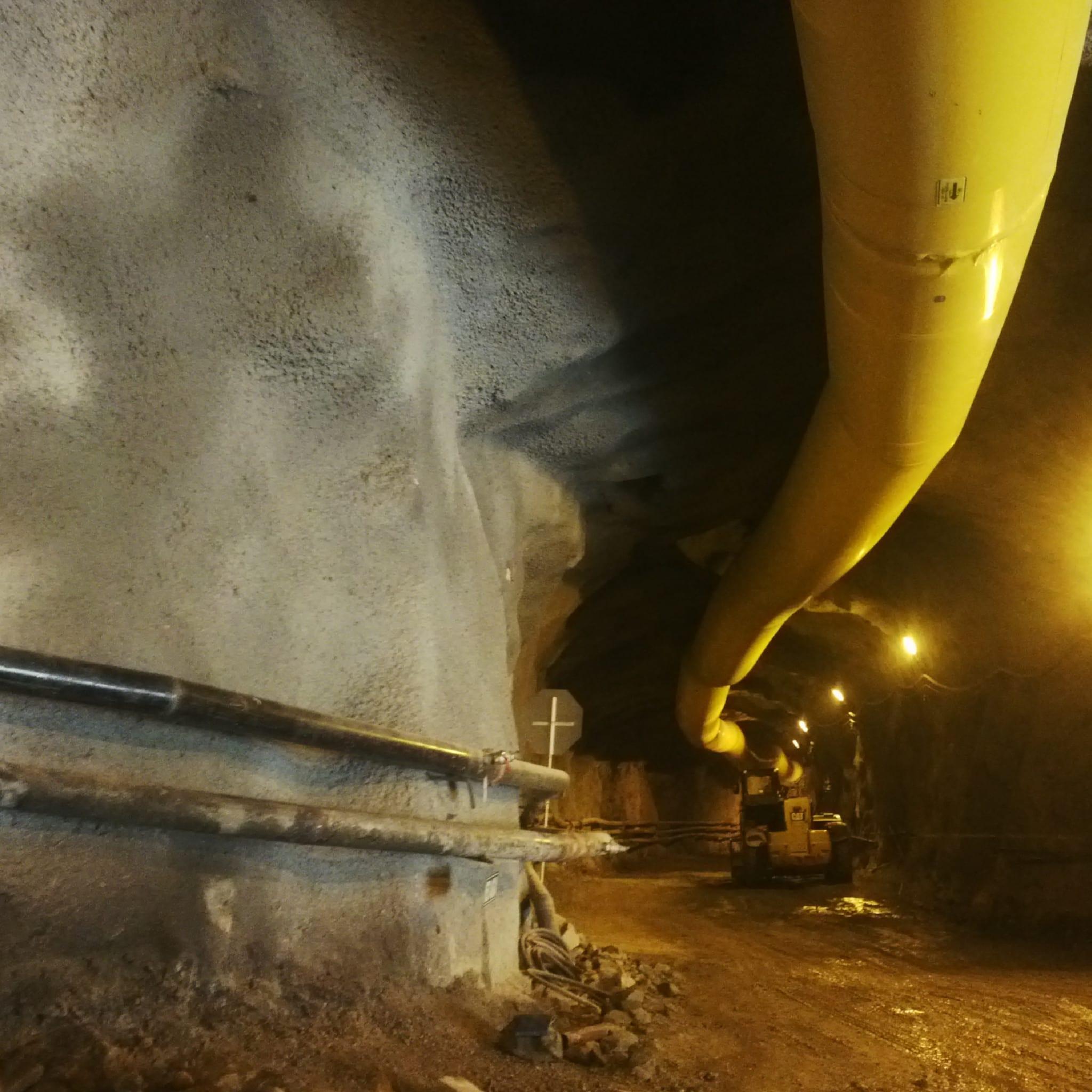 Minería y petróleo lineales carpas ikl